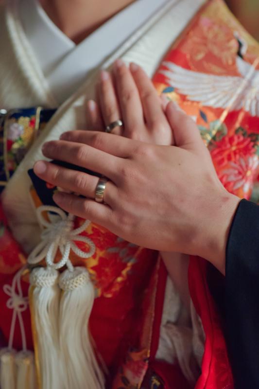 指輪に込められた誓い