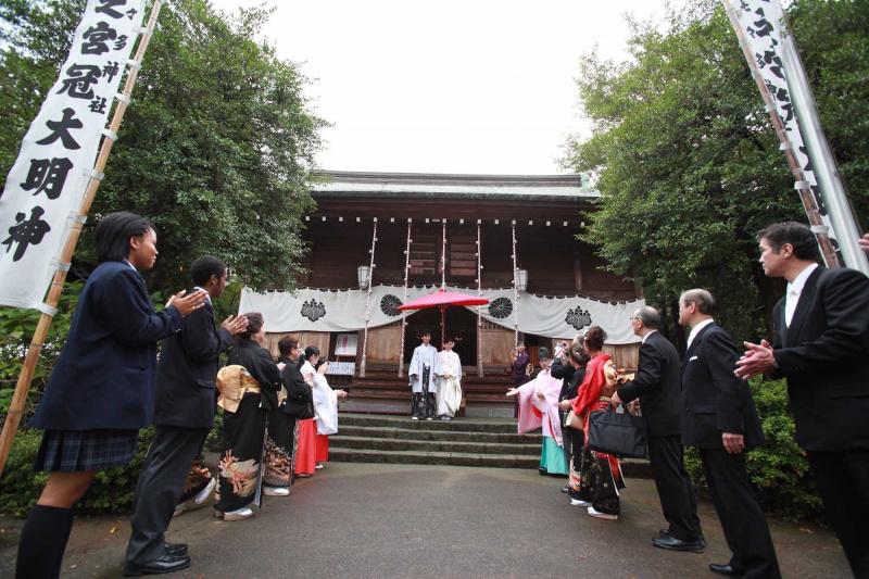 三ノ宮 比々多神社